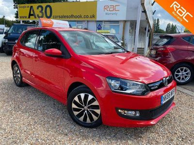 Volkswagen Polo Hatchback 1.0 TSI BlueMotion Tech BlueMotion (s/s) 5dr