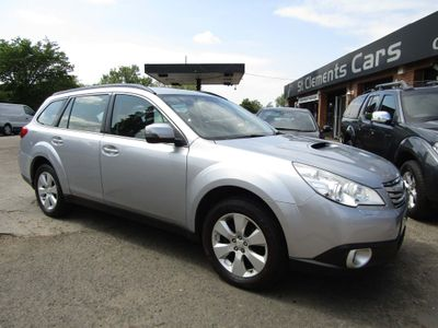 Subaru Outback Estate 2.0 D SE AWD 5dr