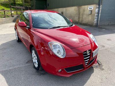 Alfa Romeo MiTo Hatchback 1.3 JTDM Sprint 3dr