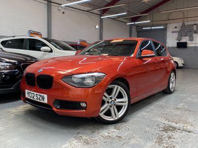 BMW 1 Series Hatchback 2.0 120d Urban 5dr