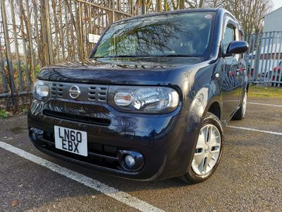 Nissan Cube Hatchback 1.5 AUTOMATIC NEW SHAPE CHOICE OF 2