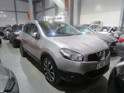 Nissan Qashqai SUV 2.0 n-tec CVT 2WD 5dr