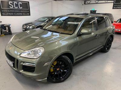Porsche Cayenne SUV 4.8 Turbo Tiptronic S AWD 5dr