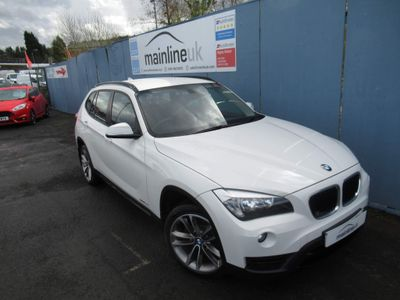 BMW X1 SUV 2.0 18d Sport xDrive 5dr