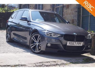 BMW 3 Series Estate 2.0 320d M Sport Touring Auto xDrive (s/s) 5dr