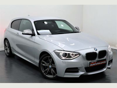 BMW 1 Series Hatchback 3.0 M135i Sports Hatch Sport Auto 3dr