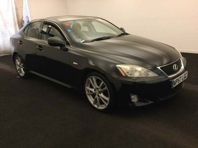Lexus IS 250 Saloon 2.5 Sport 4dr