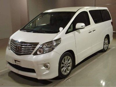 Toyota Alphard MPV 240S, 5dr, 7 Seater, Low miles
