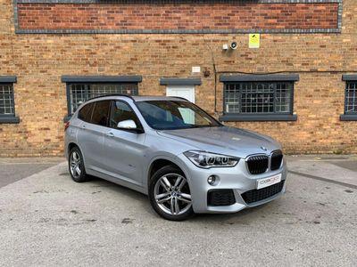 BMW X1 SUV 2.0 25d M Sport Auto xDrive (s/s) 5dr