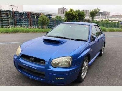 Subaru Impreza Saloon JDM WRX EJ20-STI engine Turbo Low mile