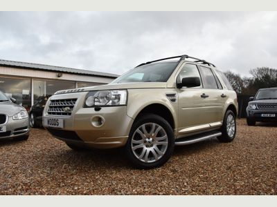 Land Rover Freelander 2 SUV 2.2 TD HSE Commandshift 4X4 5dr