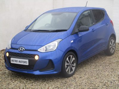 Hyundai i10 Hatchback 1.0 Play 5dr