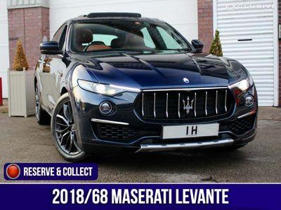 Maserati Levante SUV 3.0 V6 GranLusso ZF 4WD (s/s) 5dr