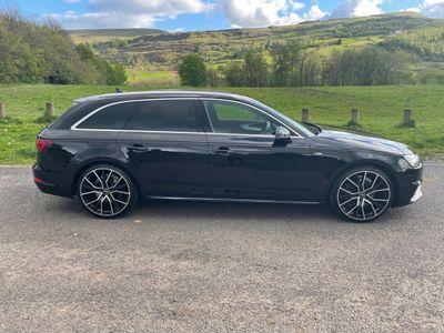 Audi A4 Avant Estate 1.4 TFSI S line Avant S Tronic (s/s) 5dr