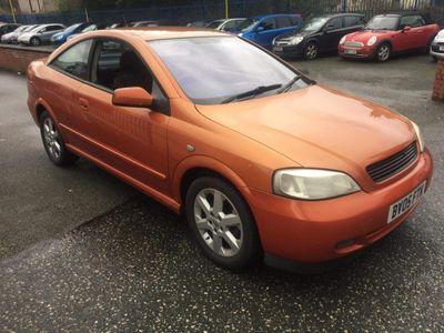 Vauxhall Astra Coupe 1.6 i 16v 2dr
