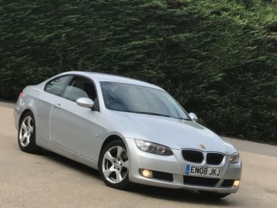 BMW 3 Series Coupe 2.0 320d SE 2dr