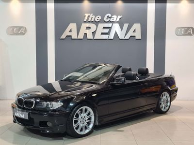 BMW 3 Series Convertible 3.0 330Ci 330 M Sport Auto 2dr