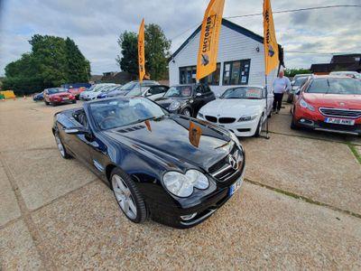 Mercedes-Benz SL Class Convertible 5.5 SL600 2dr