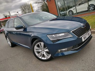 SKODA Superb Estate 2.0 TSI SE L Executive DSG (s/s) 5dr