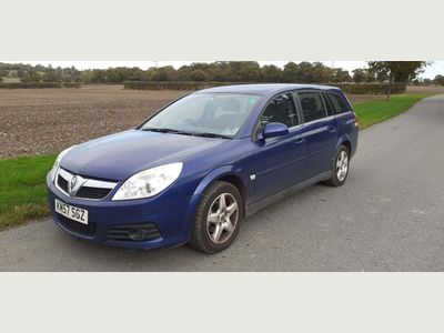 Vauxhall Vectra Estate 1.9 CDTi Exclusiv 5dr (nav)