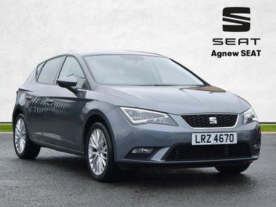 SEAT Leon Hatchback 1.2 TSI SE Dynamic (s/s) 5dr