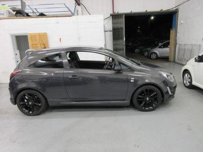 Vauxhall Corsa Hatchback 1.2 i 16v Limited Edition 3dr (a/c)