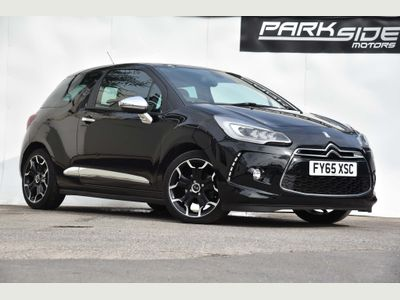 DS AUTOMOBILES DS 3 Hatchback 1.2 PureTech Dark Light EAT6 (s/s) 3dr