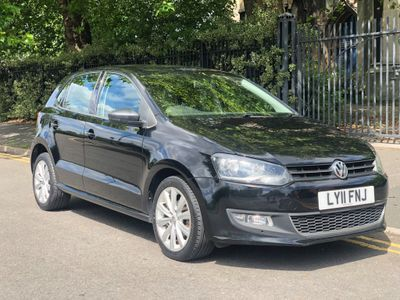 Volkswagen Polo Hatchback 1.4 SEL 5dr