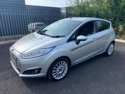 Ford Fiesta Hatchback 1.0 EcoBoost Titanium (s/s) 5dr