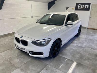 BMW 1 Series Hatchback 1.6 116i Sport Sports Hatch (s/s) 3dr
