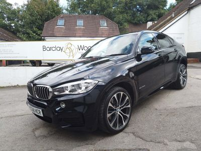 BMW X6 SUV 3.0 40d M Sport Edition Auto xDrive (s/s) 5dr