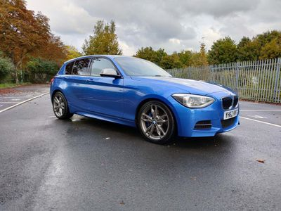 BMW 1 Series Hatchback 3.0 M135i Sports Hatch Sport Auto 5dr