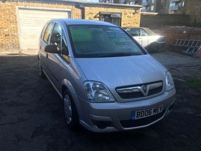 Vauxhall Meriva MPV 1.6 i 16v Life 5dr