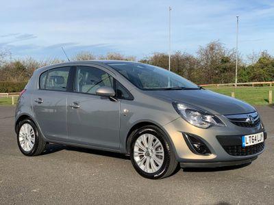 Vauxhall Corsa Hatchback 1.2 i 16v SE 5dr (a/c)