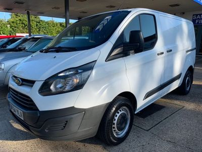 FORD TRANSIT CUSTOM Panel Van 2.2 TDCi 290 L1H1 Panel Van 5dr