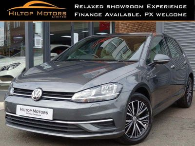 Volkswagen Golf Hatchback 1.0 TSI BlueMotion Tech SE DSG (s/s) 5dr