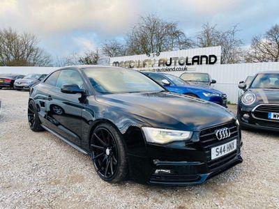 Audi A5 Coupe 3.0 TDI Black Edition S Tronic quattro 2dr