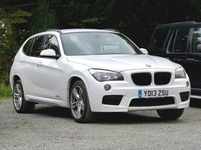 BMW X1 SUV 2.0 18d M Sport Auto xDrive 5dr