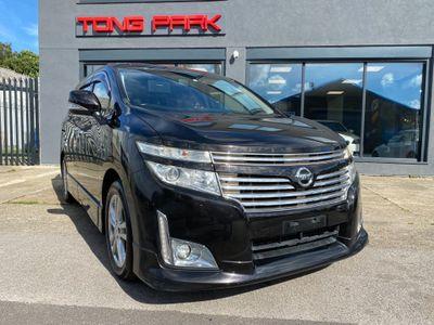Nissan Elgrand MPV 3.5 V6 Highway Star Premium