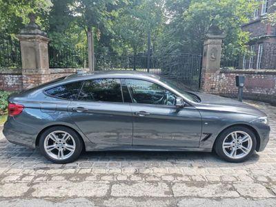 BMW 3 Series Gran Turismo Hatchback 2.0 320d M Sport Gran Turismo Auto (s/s) 5dr