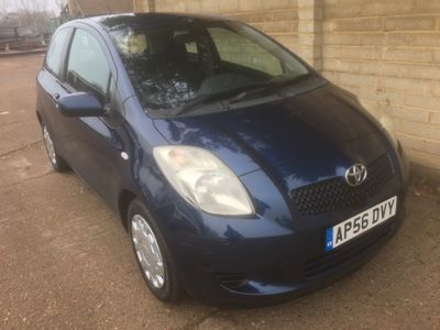 Toyota Yaris Hatchback 1.3 T3 Multimode 3dr