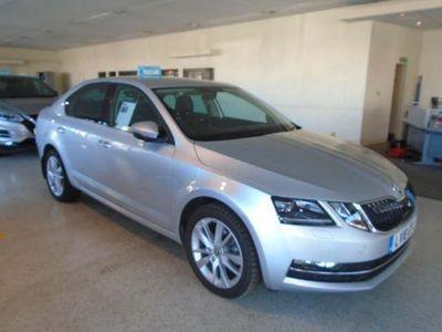 SKODA Octavia Hatchback 1.4 TSI SE L (s/s) 5dr