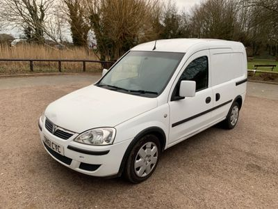 Vauxhall Combo Unlisted 1.3 CDTi eco flex