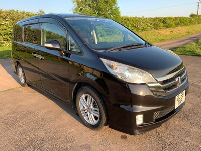 Honda Stepwagon MPV 2.0i V-Tec Facelifted Model-Twin E/Doors