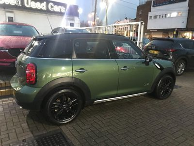MINI Countryman SUV 1.6 Cooper D (Pepper) ALL4 5dr