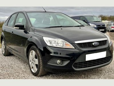 Ford Focus Hatchback 1.6 TDCi DPF Style 5dr