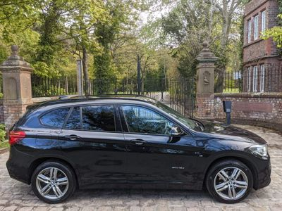 BMW X1 SUV 2.0 18d M Sport Auto sDrive (s/s) 5dr