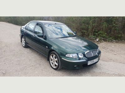 Rover 45 Saloon 1.8 Impression S 4dr