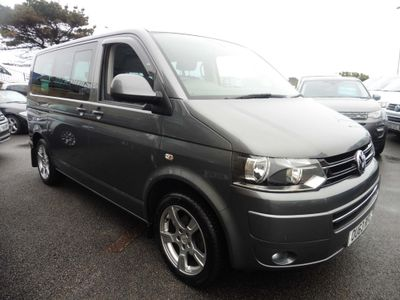 Volkswagen Caravelle MPV 2.0 TDI BlueMotion Tech SE Bus 4dr (SWB, 7 Seats)