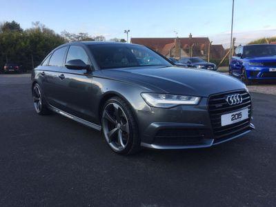 Audi A6 Saloon Saloon 3.0 TDI V6 S line S Tronic quattro (s/s) 4dr